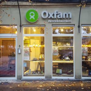 Oxfam Gand Sint Pieter